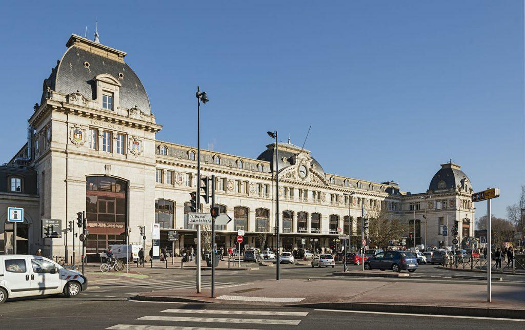 Taxi Toulouse Gare Matabiau