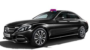 taxi-toulouse-véhicule-mercedes